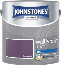 Johnstones Dark Angel  Coloured Emulsion